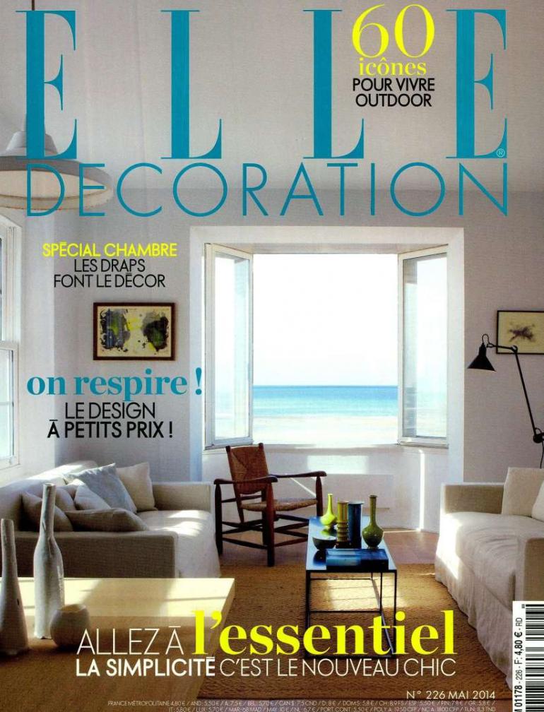 Press archives golran for Elle decoration france