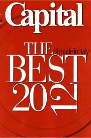 CAPITAL THE BEST 2012 of made in Italy